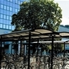 City 90 Plaza I Double with bicycle stand Plug Base, 3-sections, Upplands Väsby
