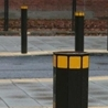 Bollard Traffic, Angered´s public transport terminal